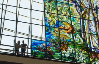 How to Install Your Stained Glass Window